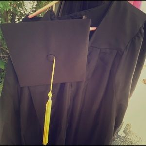 Graduation Cloak & Hat